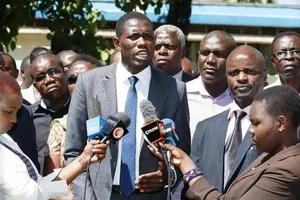 Kiongozi wa madaktari ajitetea kuhusu ujumbe wa UCHOCHEZI dhidi ya Wakikuyu