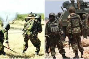 KDF soldiers killed in deadly explosion