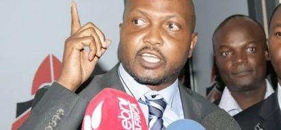 Moses Kuria amshambulia vikali Peter Kenneth baada ya kujiunga na Jubilee (video)