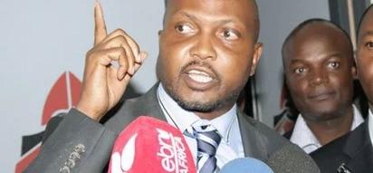 Manhunt on for 70,000 Kiambu voters who did not vote for Uhuru- Moses Kuria