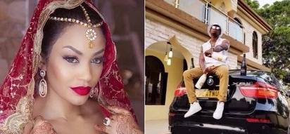 Zari Hassan refutes breakup rumors, reveals why she deleted Diamond's photos from her social media accounts