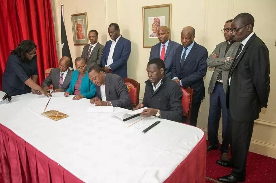 Uhuru amjibu Raila baada ya kuitwa 'kifaranga cha kompyuta'