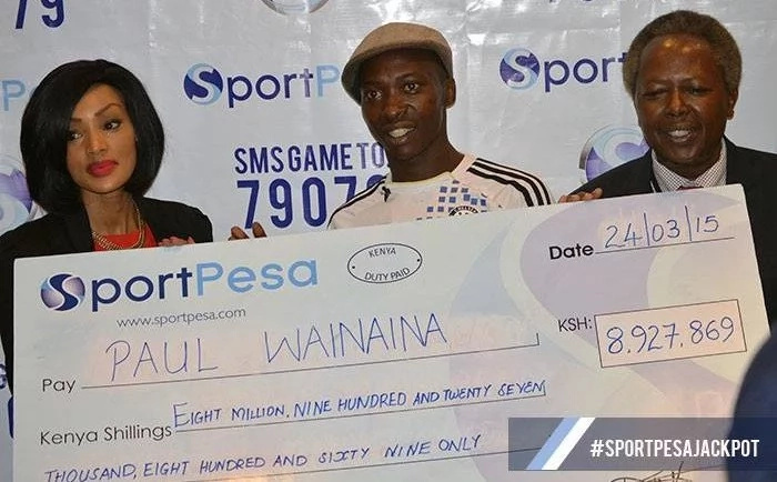 Why the jackpot always falls on the people who need it most - Sportpesa CEO