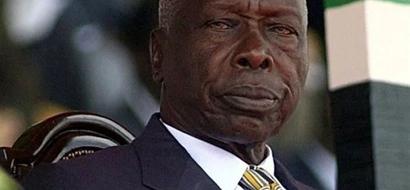 How former President Moi warned Kenya against 'hate speech'
