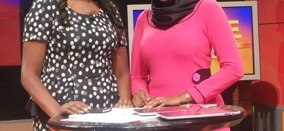 Citizen TV's Lulu Hassan and Kanze Dena in trouble over their interview with Uhuru