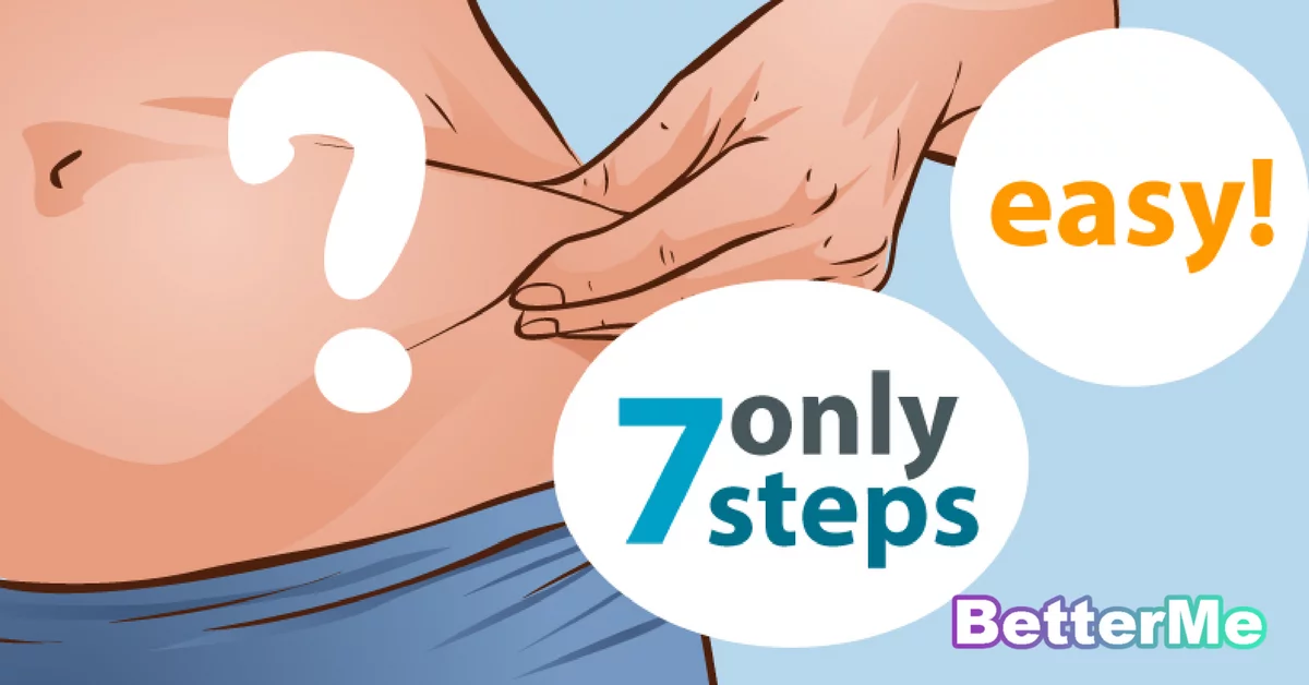 Belly Fat, Let's Get Rid Of It Together! 7 Effective Ways ...