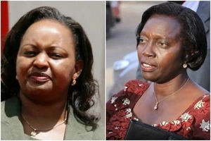 Waiguru sends Karua this 'intimidating' message and the iron lady won't like it