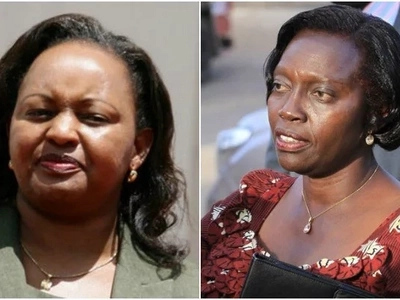 Martha Karua taught harsh lesson for backstabbing Anne Waiguru