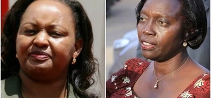 Waiguru and Karua face off in fierce fight just days to the elections
