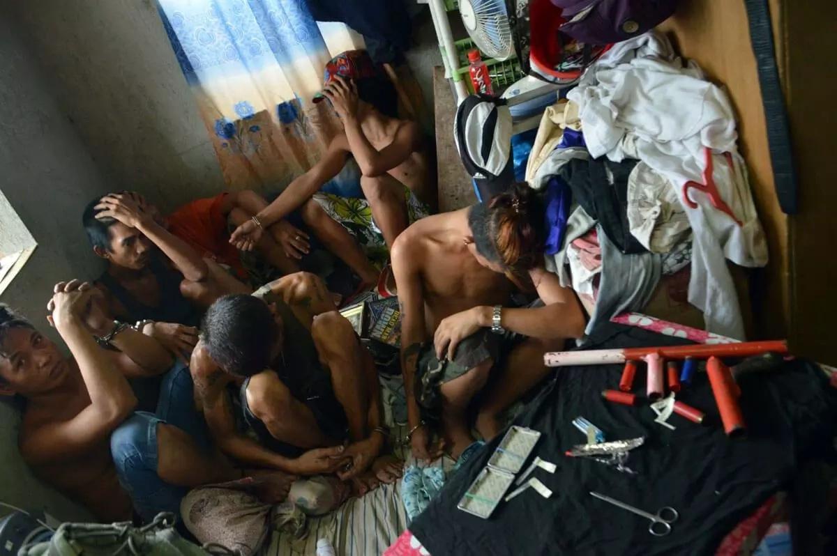 Drug raid at Islamic Center yielded 7 dead bodies