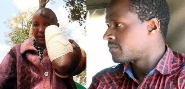 Mira porqué este hombre le cortó las manos a su esposa