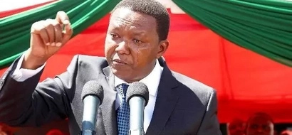 Crowd Heckles Alfred Mutua Mercilessly At Rally In Makueni County