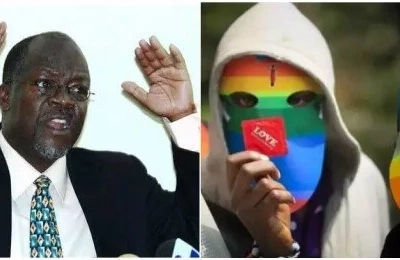 Anxiety as President Magufuli plans outrageous action against GAY people in Tanzania
