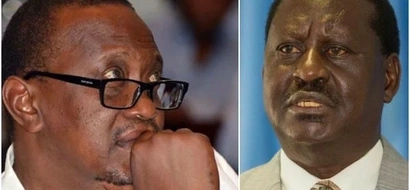 Uhuru is planning to rig, and I have a list to prove it - Raila