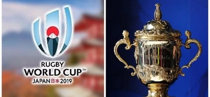 Start of Rugby World Cup 2019 only 2 years away