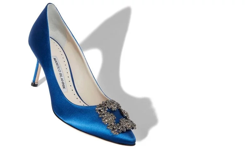 Citizen TV Lillian Muli's Manolo Blahnik shoes can pay rent in Roysambu for 8 months