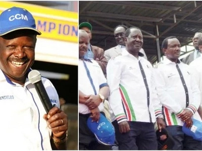 Isaac Ruto reveals whether he will take up the NASA offer despite being governor