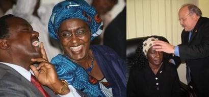 The mystery surrounding Kalonzo Musyoka's wife