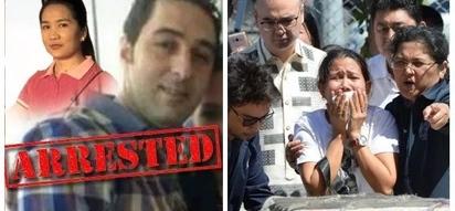 Nahuli na! 1 of 2 suspects in Joanna Demafelis murder arrested in Lebanon says DFA