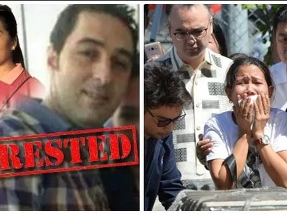 Nahuli na! 1 of 2 suspects in Joanna Demafelis murder arrested in Lebanon says DFA