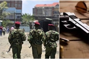 DRAMA as two police officer shoot each other in BIZZARE incident
