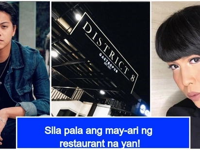 8 Restaurants you didn't know were owned by Pinoy celebrities