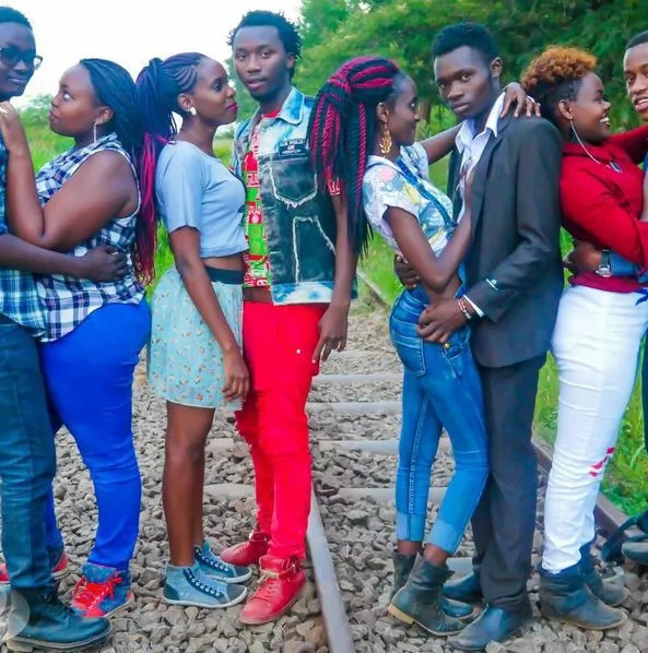 See romantic last photos of the University couple who perished in Kisii