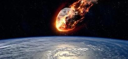 A massive meteor just struck Australia sending locals into panic