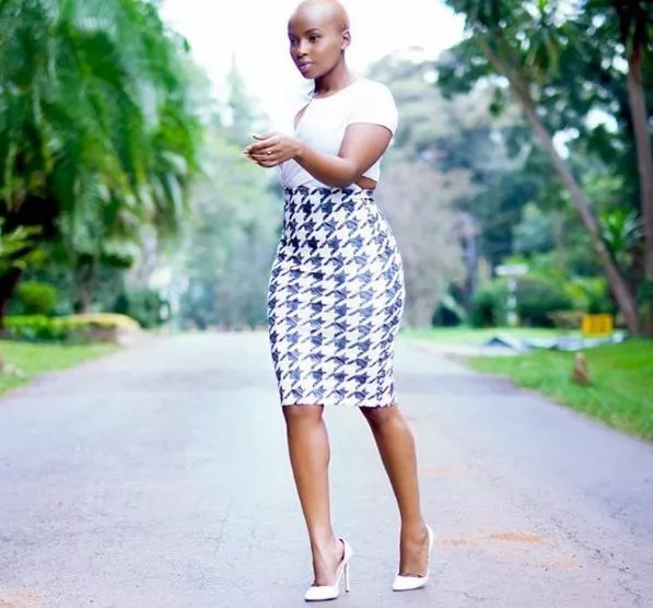 These 10 hot photos of Joy Kendi will restore your faith in Kenyan beauties
