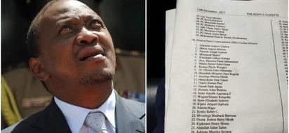 Uhuru azindua nguzo nne za utawala wa Jubilee licha ya taifa kuwa katika hali tata