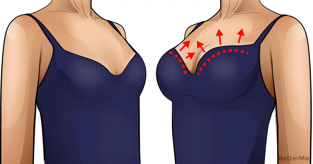 In case you didn't know, these 12 things are able to change your breasts