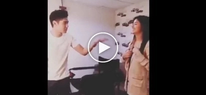Is Robi Domingo turning his eyes towards Liza Soberano after breakup with Gretchen Ho?