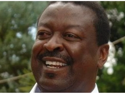 Western Kenya leaders accuse Jubilee of giving them raw deal , want Mudavadi to unite Luhya nation