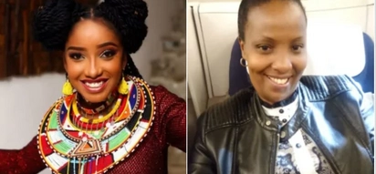 Anita Nderu's secret sisters born before their mum remarried and blocked them from meeting their celebrity sister speak up