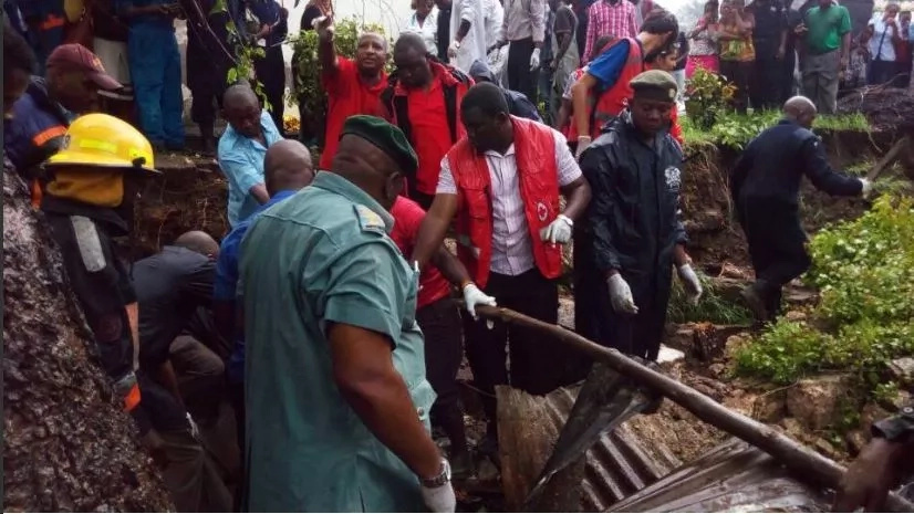 Six dead after house collapses in Mombasa