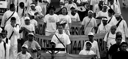 Sumilao farmers to march for Leni Robredo