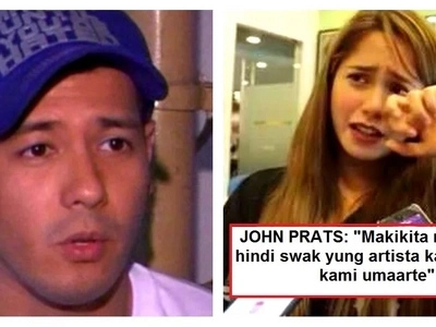 John Prats breaks his silence on Jessy Mendiola's departure from 'Banana Sundae': 'Alam mo, yon nga yung weird…'
