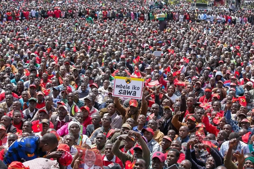 Battle for Bomet to go down to the wire as Uhuru takes NASA back to square one