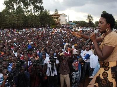 Millie Odhiambo defends Raila's daughter, Rosemary Odinga