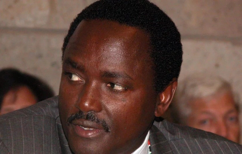 Nope! No other deals in 2022, I will be the sole NASA candidate- Kalonzo