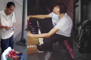 This hardworking 65-year-old lolo sells ube halaya from day to night so his wife, kids and grandchildren can have something to eat