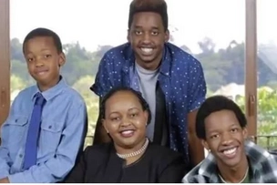 Meet the no nonsense Kirinyaga Governor Anne Waiguru with her adorable sons
