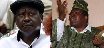 What's a press statement? Let's be serious for once - Miguna to Raila