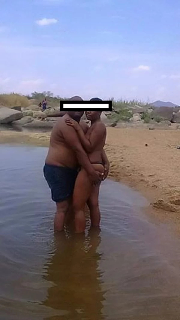 Politician found naked in a river with a girl