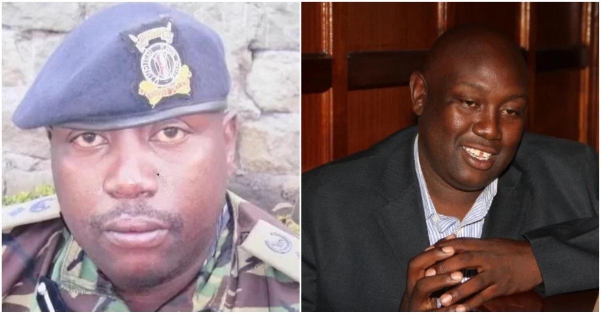Polisi bandia, Joshua Waiganjo aachiliwa baada ya kuwa mfungwa kwa miaka