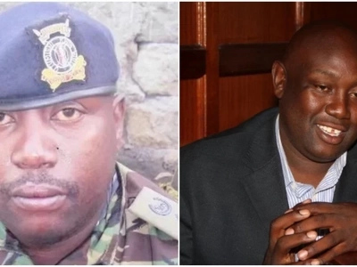 Fake cop Joshua Waiganjo released by court after 4 years in custody