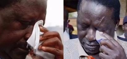 Raila Odinga mourns death of great friend
