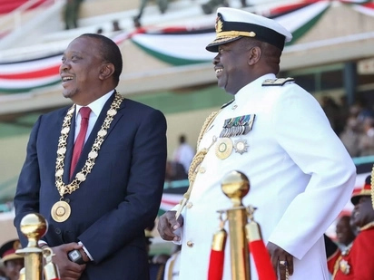 Uhuru unveils Jubilee's 'big four pillars' amid fears the nation is hopeless and divided