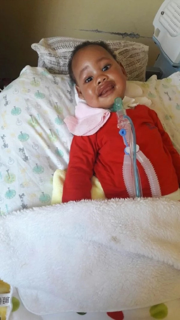 Kenyan parents appeal for help in saving their son who only has a few months of life left