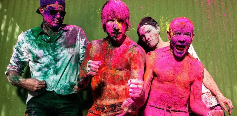 Regresan los Red Hot Chili Peppers